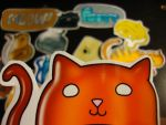 Kitty Stickers o.o by shandab3ar