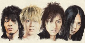 MUCC Japan by hedspace77