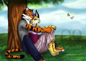 summer moments by Kraven-foxy