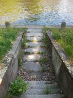 Stairs to water by Helz-Design