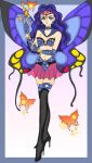 Sailor Heavy Metal Papillon by Sailor-Serenity