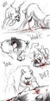Why. Won't. You. Die? by MoonsongWolf