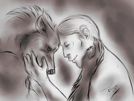 Exoterism - Will and Hanni 1 by FuriarossaAndMimma