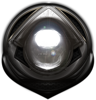 Sci-fi Orb by MilaGFX