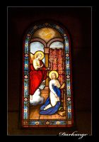 Stained glass by darkange69