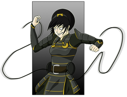 Chief Beifong by Winter-Osprey