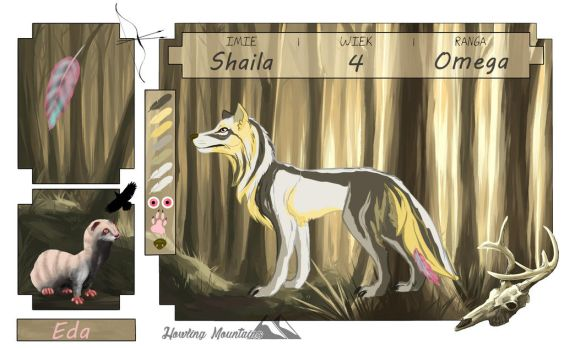 [HM] Shaila by IsabelleAuditore