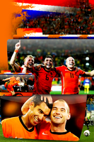 World Cup Netherlands by A-E-W