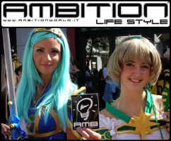 Ambition world's photos by Mary-cosplay
