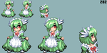 Moemon - Maid Gardevoir by CMagister