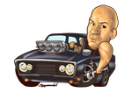 DOMINIC TORETTO by SAYOMADEIT