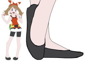 ORAS May in Flats by MaryJane-BalletFlats