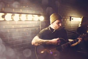 Dustin Kensrue of Thrice by duckduckcollective