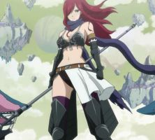 Erza Knight Pic 1 by falsapersona99