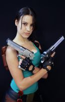 Classic Lara Croft 8 - Igromir'13 by TanyaCroft