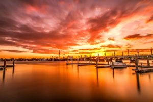 St. Augustine Sunset by 904PhotoPhactory