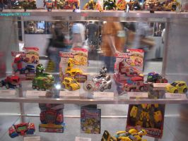 SDCC 2008 26 - Hasbro booth 09 by lonegamer7