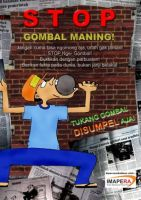 STOP Gombal Maning by luzeon