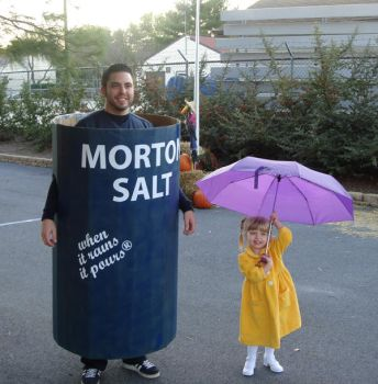 Morton Salt by whoisrico