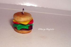 Miniature Burger by margemagtoto