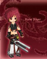 Rune Slayer by Maniya0