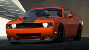 2008 Dodge Challenger SRT8 (Gran Turismo 6) by Vertualissimo