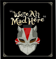 We're All Mad Here by aquamanica