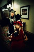 doll and alice - rozen maiden by omae-no-yome