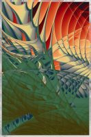 Enter the Dragon by onebadpenny