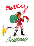 Merry Christmas one and All by Inkblot-Rabbit