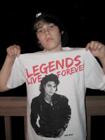 Justin was a MJ Fan Too by brebre890
