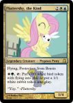 Fluttershy the Gathering by jrk08004