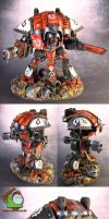 Imperial Knight by HomeOfCadaver