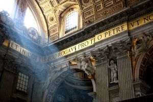 St. Peter's Basilica by lensesonic