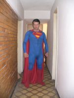 Man of Steel in Cosplay 2 by Kryptoniano
