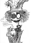 Mad as a Hatter by CountANDRA