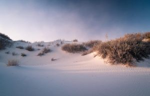 White Sands III by j-ouroboros