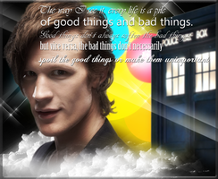 Matt Smith by Vanessa28