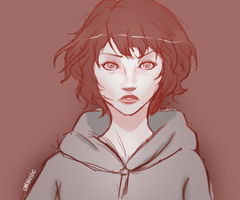 Rayet Areash Doodle by oneirossc