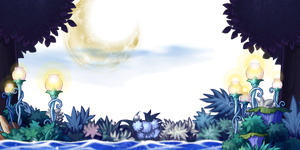 MS Night BG PNG by JayAmIn