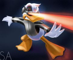 Donald-Cyclops by Solo78