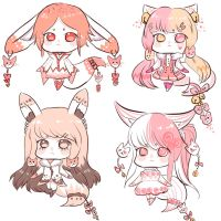 1 Point SB Chibi Auction!!![close] by mawmue