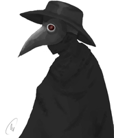Plague Doctor by FailedMonster