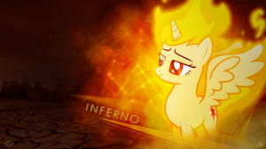 Inferno - Wallpaper (minhbuinhat99 + AVX) by AntylaVX