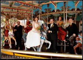 yay Hersheypark Wedding by scottchurch
