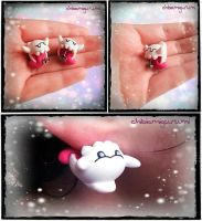Boo earring final by chibiamigurumi31