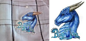 BigJoe Badge by Natoli