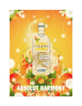 absolut harmony by superfloss