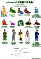 COLOURS OF PAKISTAN by ArsalanKhanArtist