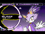 FRODE - Blaze The Cat+Creating your own characters by NSMBXomega